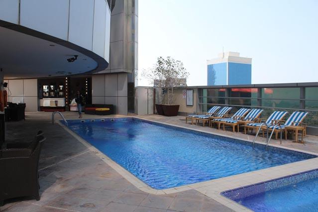 Emirates Grand Hotel Dubai UAE - Swimming Pool – Review