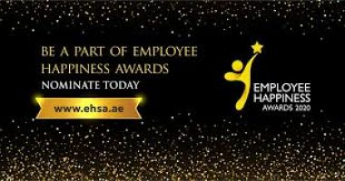 Employee Happiness Awards on Jun 24th at Business Bay Dubai 2020