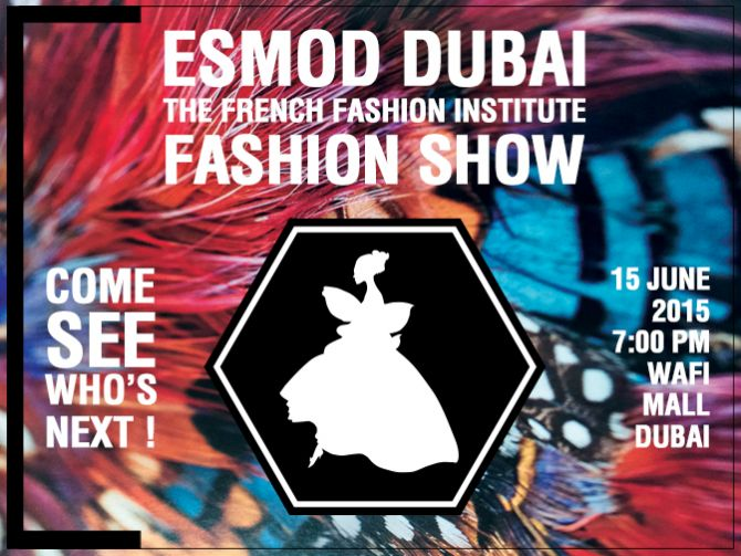 Esmod Dubai 7th Annual Graduation Fashion Show Ceremony