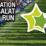The Etisalat Dubai Kids Run 2016 - UAE.