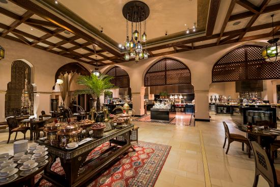 Arabian Nights at Ewaan in Dubai, UAE