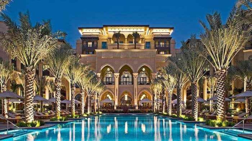 Most expensive hotels in dubai