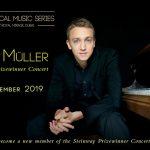 Fabian Muller in Concert Dubai