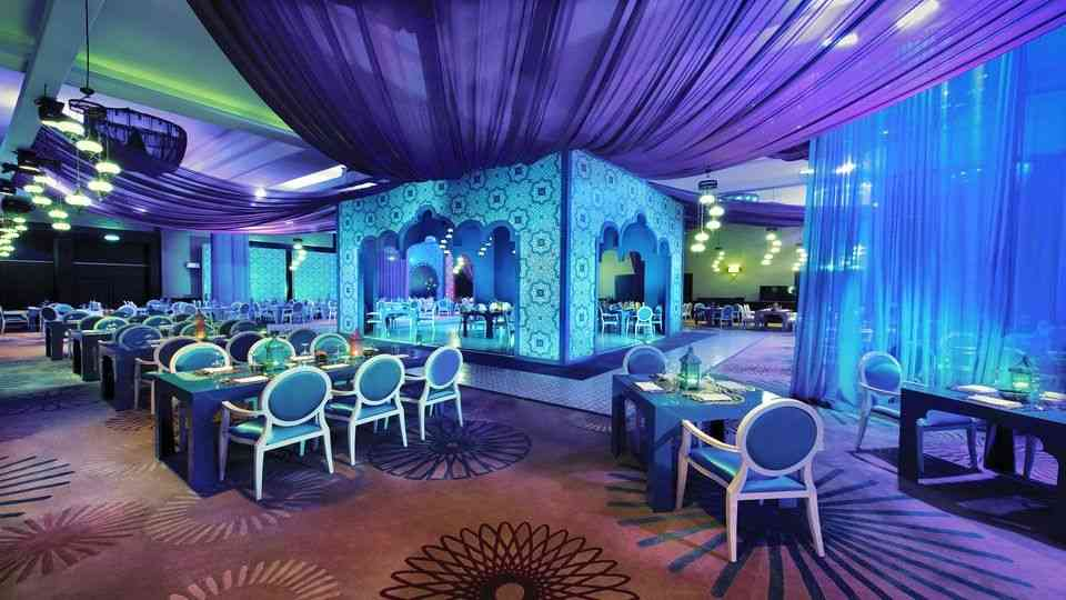 Fairuz Ramadan Tent at Fairmont The Palm Dubai
