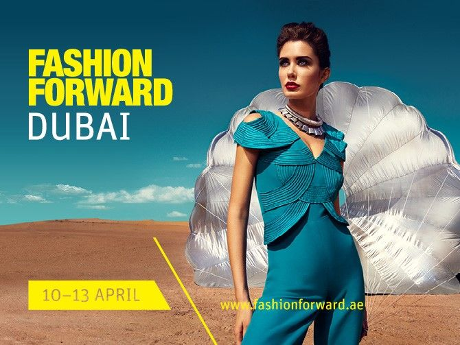 Fashion Forward 2015 in Dubai, UAE