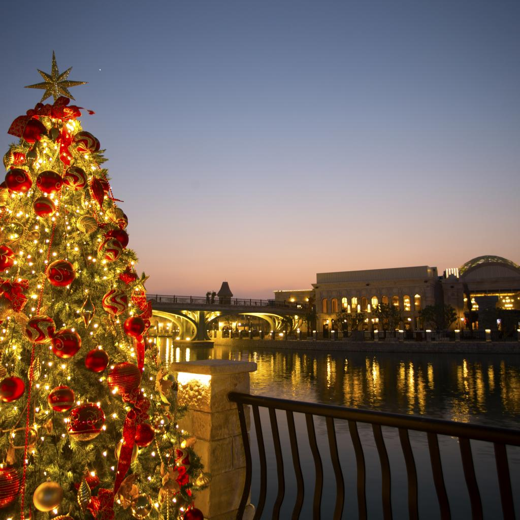 "Christmas at Riverland Dubai, UAE – ""Festive On the River"""