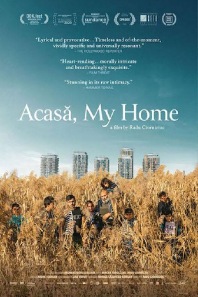 Film screening: Acasa, My Home - 2021 Event Details in Dubai UAE