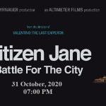 Film screening: Citizen Jane - Battle for the City
