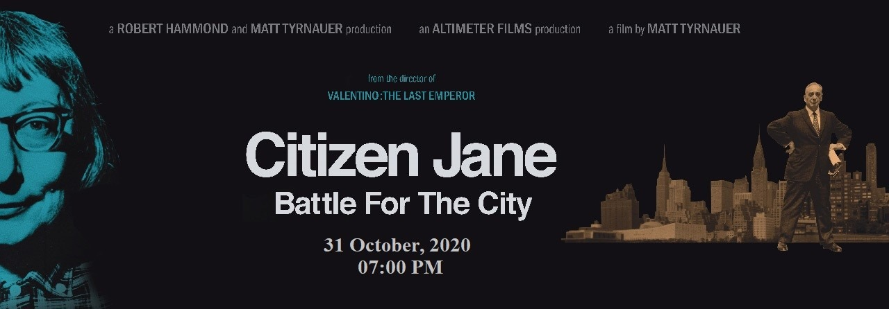 Film screening: Citizen Jane – Battle for the City Dubai 2020