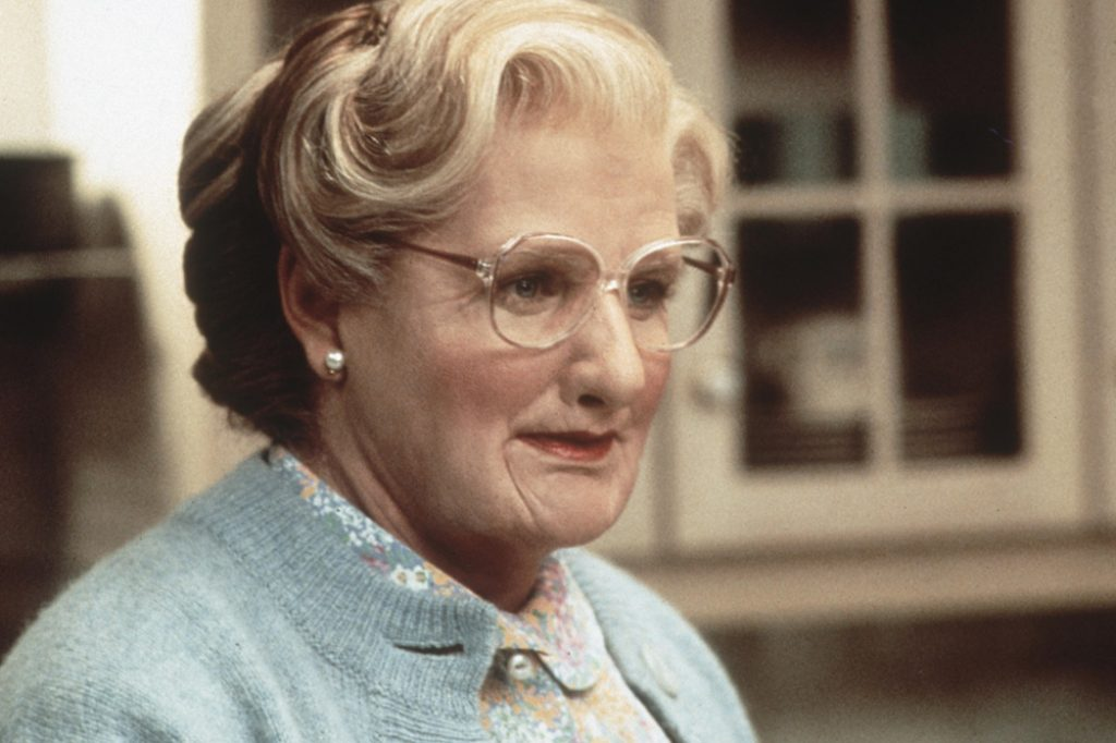 Film Screening: Mrs Doubtfire