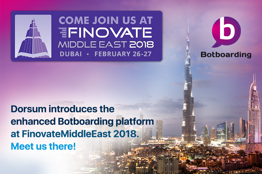 Finovate Middle East 2018 – Latest Events in Dubai, UAE