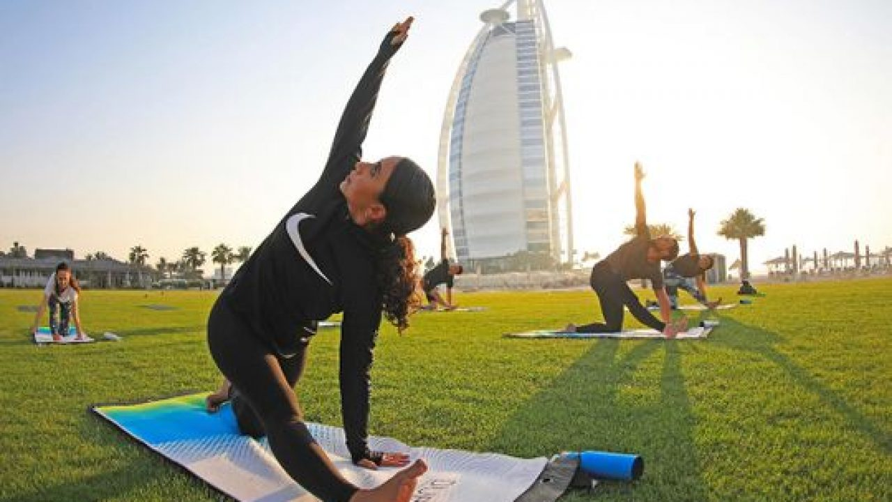 Fitness Classes at City Centre Deira Dubai 2020