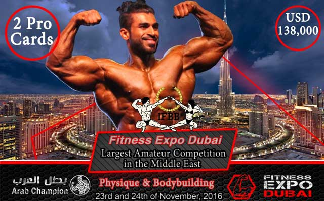 Fitness EXPO Dubai – Events in Dubai, UAE.
