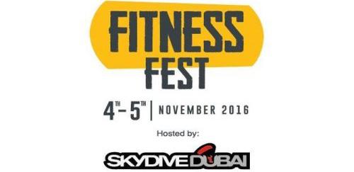 Fitness Fest 2016 - Dubai, UAE.
