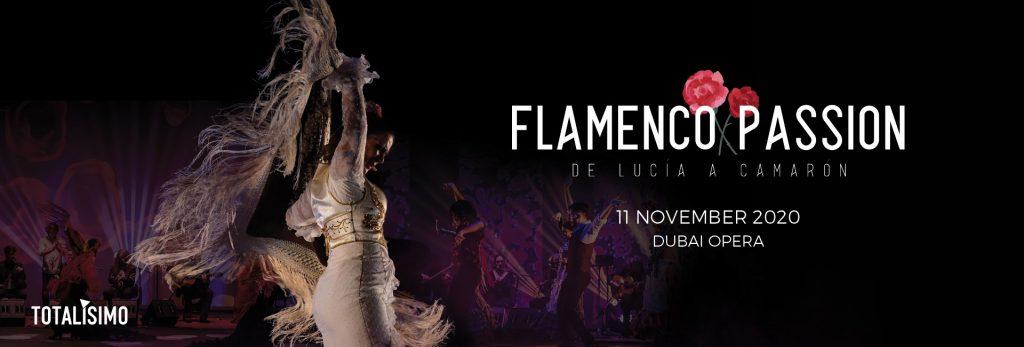 Flamenco Passion at Dubai Opera