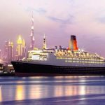 Floating Hotel Dubai Queen Elizabeth 2 Hotel UAE