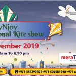 Fly N Joy International Kite Show 2019