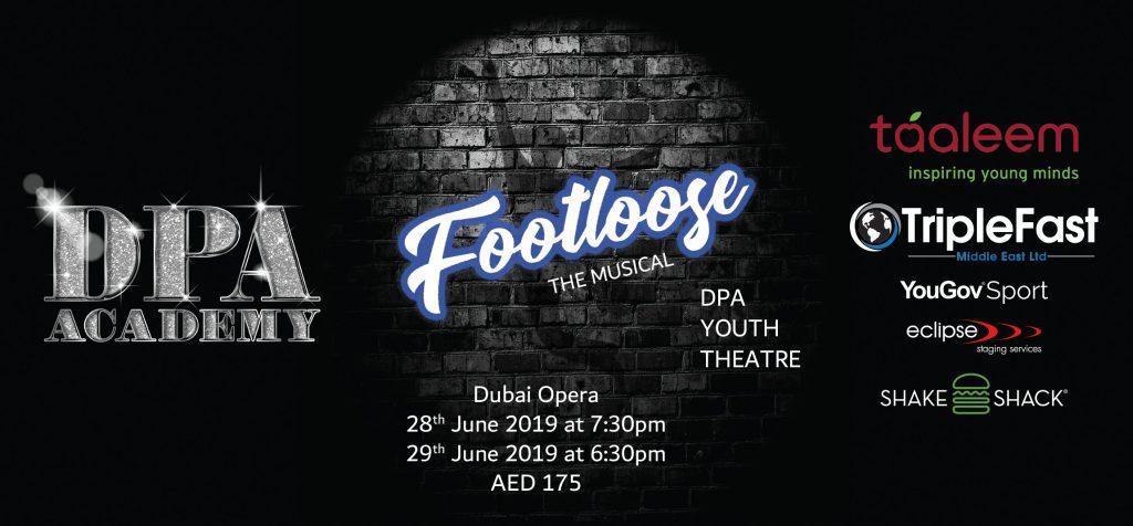 Footloose The Musical Live at Dubai Opera