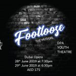 Footloose The Musical Live at Dubai Opera