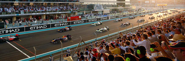 2016 Formula 1 Etihad Airways Abu Dhabi Grand Prix - Abu Dhabi, UAE.