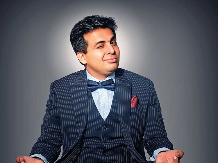 Front Row Laughter Nights: Amit Tandon on Dec 17th at Emirates International School