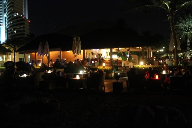 Fujairah Rotana Hotel , United Arab Emirates - Candle Dinner