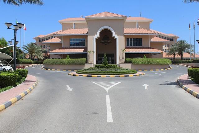 Fujairah Rotana Hotel Entrance