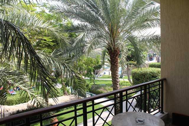 Fujairah Rotana Hotel, UAE - Balcony