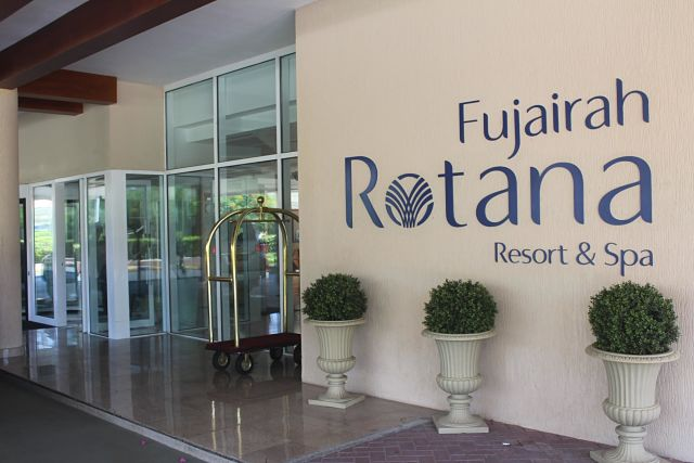 Fujairah Rotana Hotel, UAE – Review