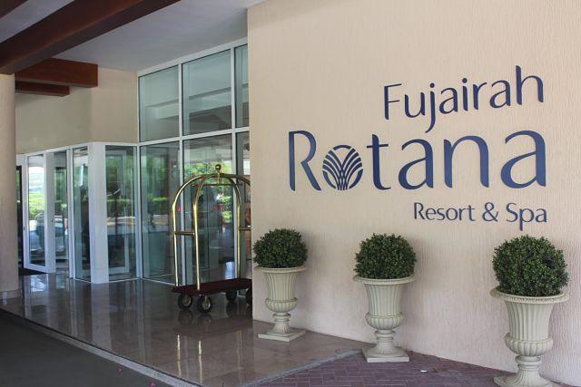 Fujairah Rotana Hotel, UAE