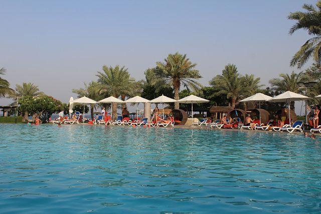 Fujairah Rotana Hotel, UAE - Swimming Pool