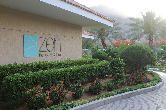 Fujairah Rotana Hotel, UAE - Zen Spa at Rotana