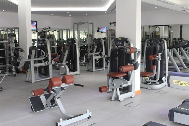 Fujairah Rotana Hotel, UAE - Gym