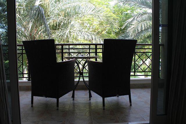 Fujairah Rotana Hotel, United Arab Emirates - Balcony