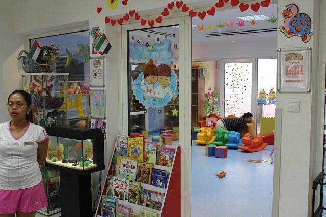 Fujairah Rotana Hotel , United Arab Emirates - Kids Area