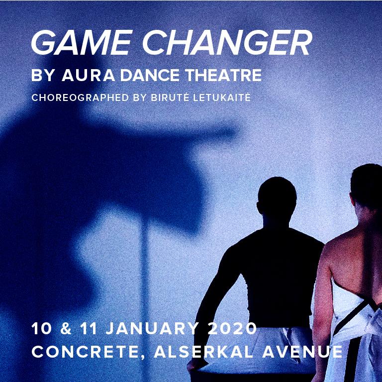 Game Changer on Jan 10th – 11th at Concrete Dubai 2020