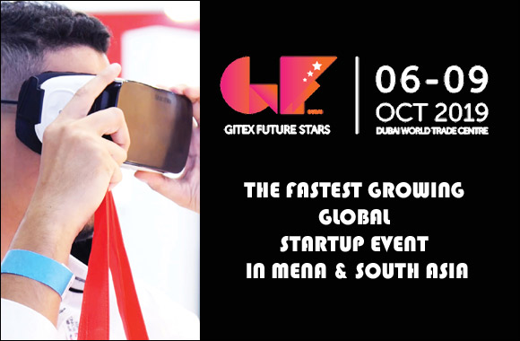 GITEX Future Stars Dubai 2019 held on Oct 6th to 9th at DWTC