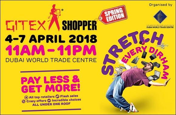 GITEX Shopper Dubai 2018 - Consumer Electronics Extravaganza in Dubai, UAE