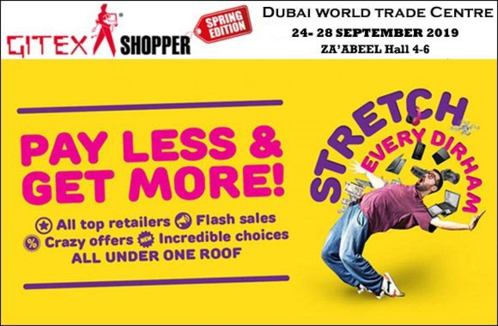 GITEX Shopper Dubai 2019