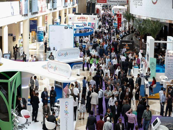 Gitex Technology Week 2015 in Dubai, UAE | Events in Dubai