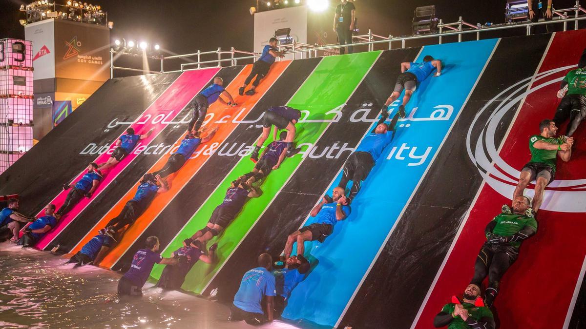 Gov Games on Mar 18th – 21st at Kite Beach Dubai 2020