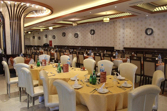 Grand Barbeque Buffet Restaurant - Seating Arrangements