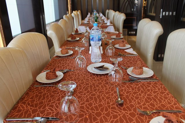 Grand Barbeque Buffet Restaurant, Dubai - Private Cabin