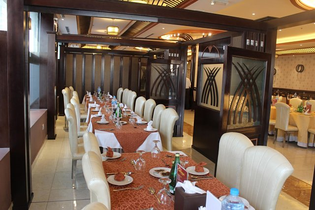 Grand Barbeque Buffet Restaurant - Private Cabin