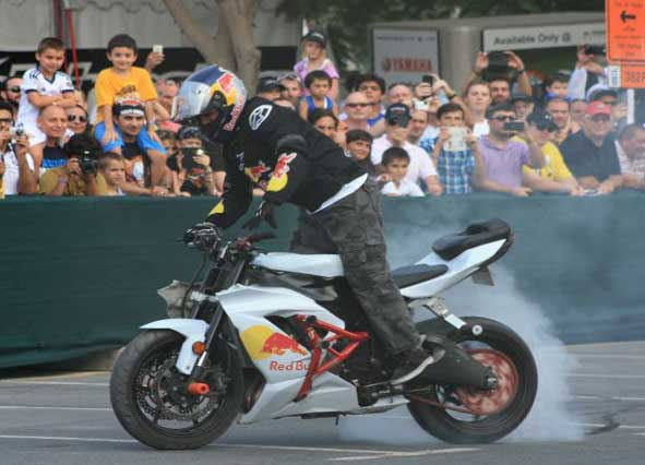 Gulf Bike Week 2016 – Events in Dubai, UAE