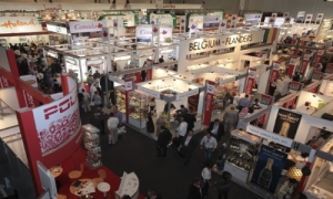 Gulfood 2015 in Dubai, UAE