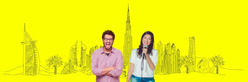 Gurisman Khamba and Punya Arora Live in Dubai