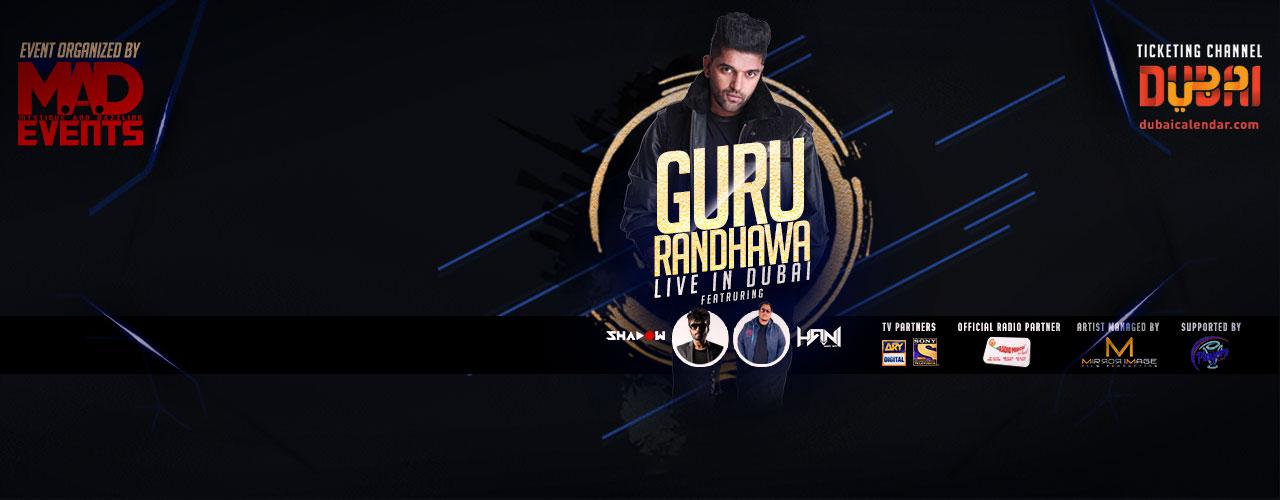 Guru Randhawa Live on Feb 28th at Global Village