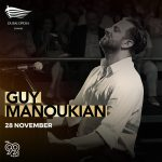 Guy Manoukian Live at Dubai Opera 2019