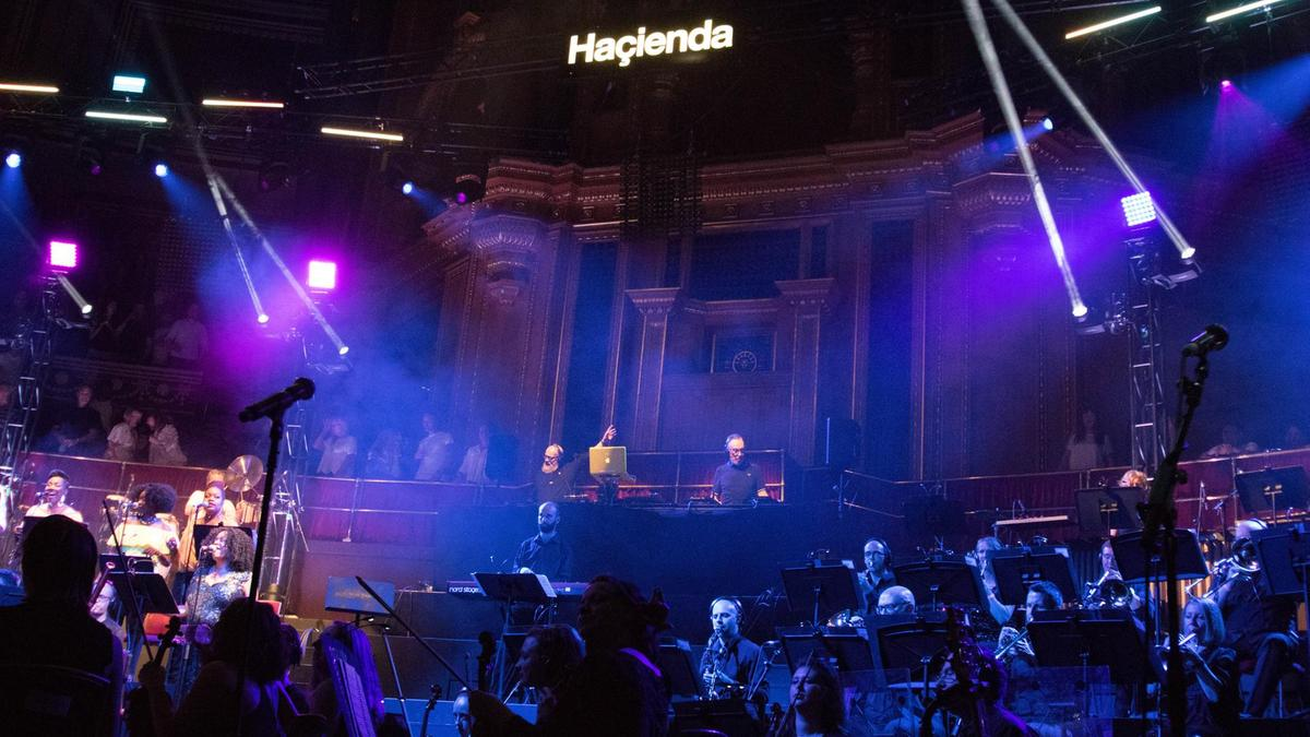 Hacienda Classical Live on Nov 29th at Dubai Opera